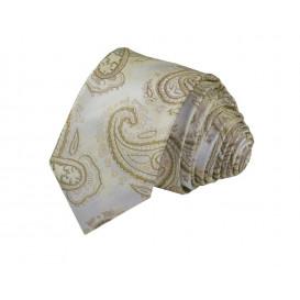 BINDER DE LUXE krawat 100% jedwab wzór 672