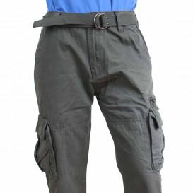 QUATRO spodnie męskie bojówki