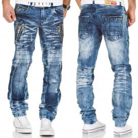 KOSMO LUPO spodnie męskie jeansy dżinsy KM134