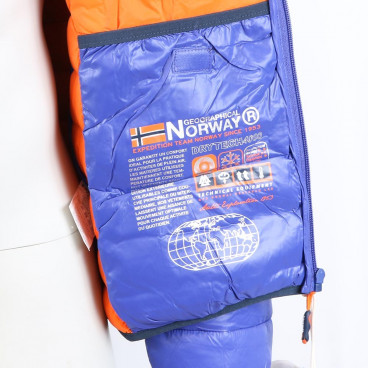 GEOGRAPHICAL NORWAY kurtka męska BUDAPEST