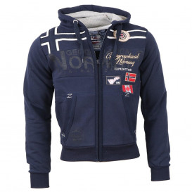 GEOGRAPHICAL NORWAY bluza męska GARADOCK