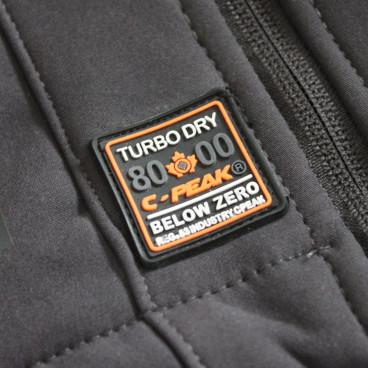 CANADIAN PEAK kurtka męska TOURMALINE softshell TURBO DRY 8000