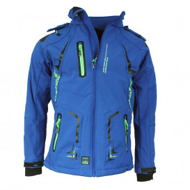 CANADIAN PEAK kurtka męska TOURMALINE softshell TURBO DRY 8000