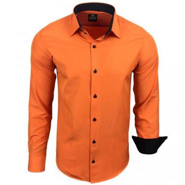 RUSTY NEAL koszula R-44 slim fit