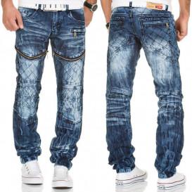 KOSMO LUPO spodnie męskie jeansy dżinsy KM132