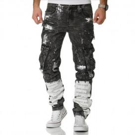 KOSMO LUPO spodnie męskie jeansy dżinsy KM176