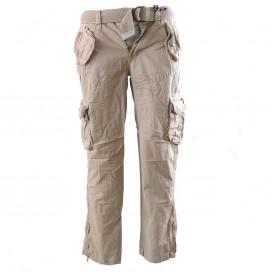 GEOGRAPHICAL NORWAY spodnie męskie POLISH bojówki