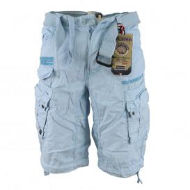 GEOGRAPHICAL NORWAY spodnie męskie PANORAMIQUE MEN COLOR 063 bojówki