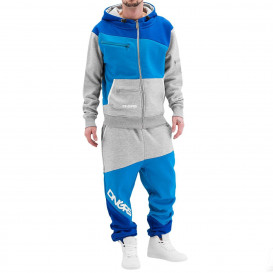 DANGEROUS DNGRS dres męski Sweat Suit Denim in grey