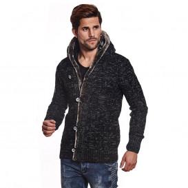 CARISMA sweter męski 7393 slim fit