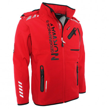 GEOGRAPHICAL NORWAY kurtka męska RIVOLI softshell