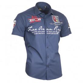 BINDER DE LUXE koszula męska 80606 modern fit