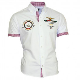 BINDER DE LUXE koszula męska 82609 modern fit