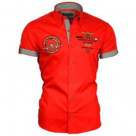 BINDER DE LUXE koszula męska 82603 modern fit