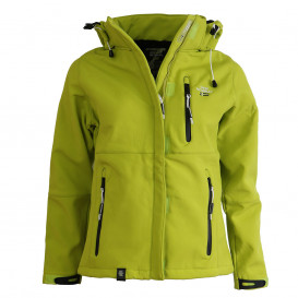 GEOGRAPHICAL NORWAY kurtka damska TEHOUDA softshell