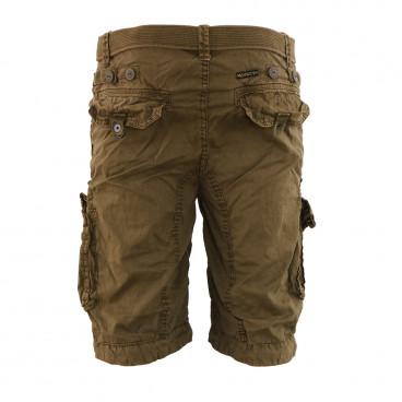 GEOGRAPHICAL NORWAY spodnie męskie PANORAMIQUE MEN BASIC 063 bojówki