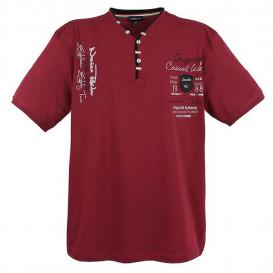 LAVECCHIA koszulka męskie 2042 duże rozmiary