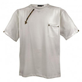 LAVECCHIA koszulka męskie LV-116 duże rozmiary