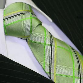BINDER DE LUXE krawat 100% jedwab wzór 708