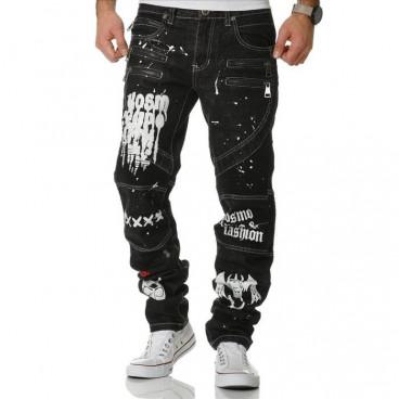 KOSMO LUPO spodnie męskie jeansy dżinsy KM159