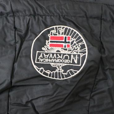 GEOGRAPHICAL NORWAY kamizelka męska CRUMBERRY MEN 056 odpinane rękawy