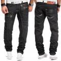 KOSMO LUPO spodnie męskie jeansy dżinsy KM012-1