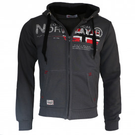 GEOGRAPHICAL NORWAY bluza męska GISLAND MEN 100
