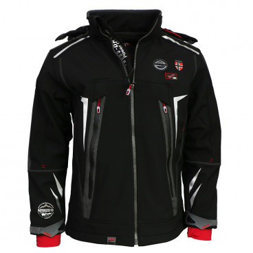GEOGRAPHICAL NORWAY kurtka męska TONIC MEN 007 softshell