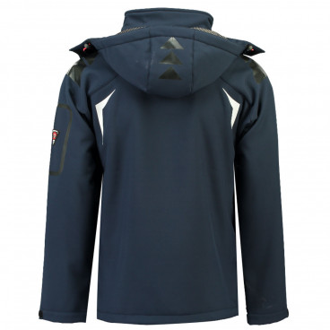 GEOGRAPHICAL NORWAY kurtka męska TECHNO softshell