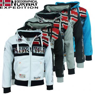 GEOGRAPHICAL NORWAY bluza męska FLYER MEN