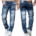 KOSMO LUPO spodnie męskie jeansy dżinsy KM120
