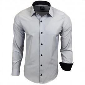 RUSTY NEAL koszula męska R-44 slim fit