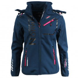 GEOGRAPHICAL NORWAY kurtka damska REINE LADY 056 softshell