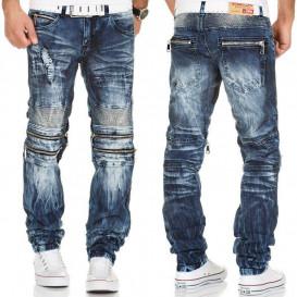 KOSMO LUPO spodnie męskie jeansy dżinsy KM143